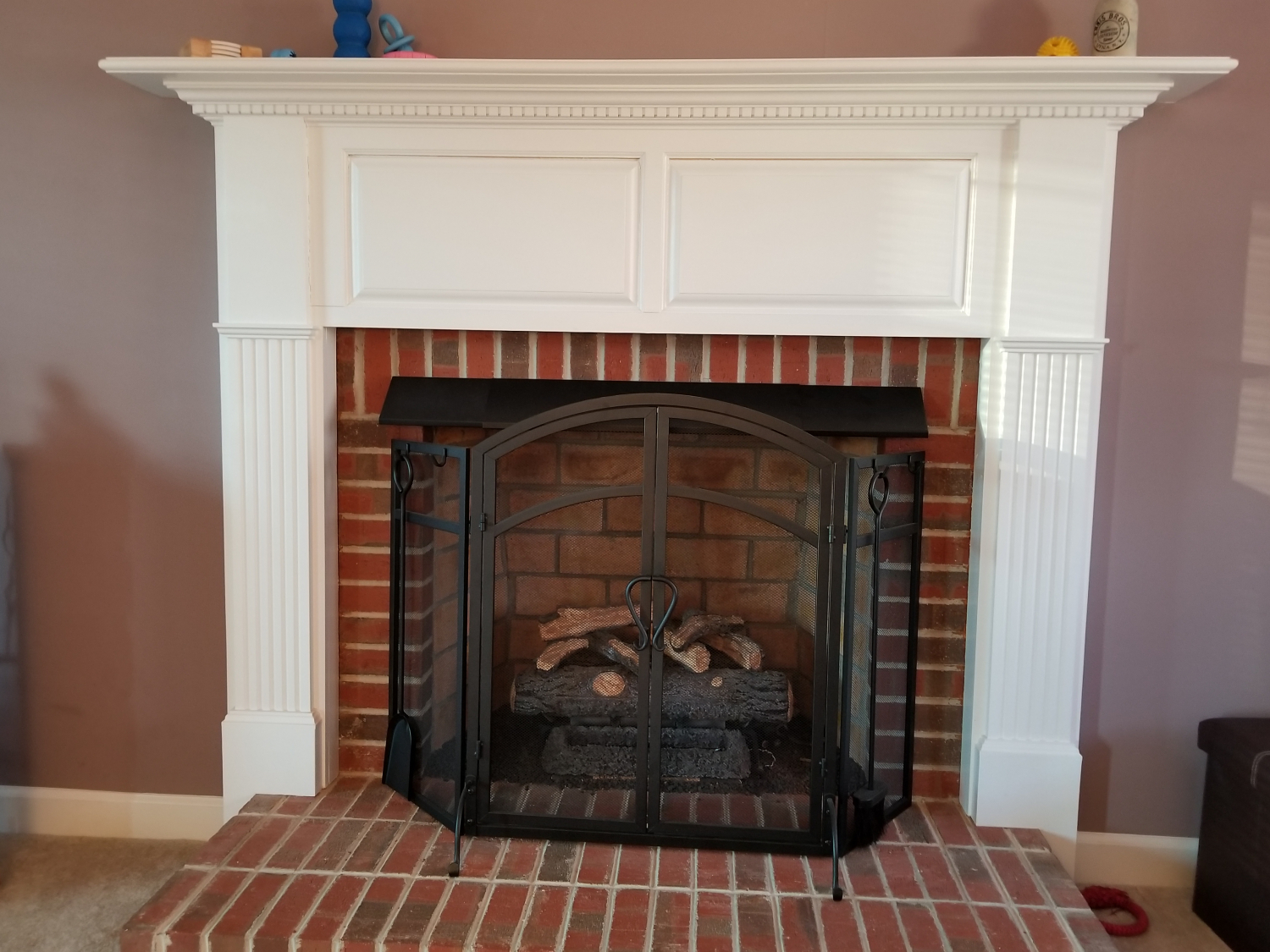 Empire Fireplace Accessories
