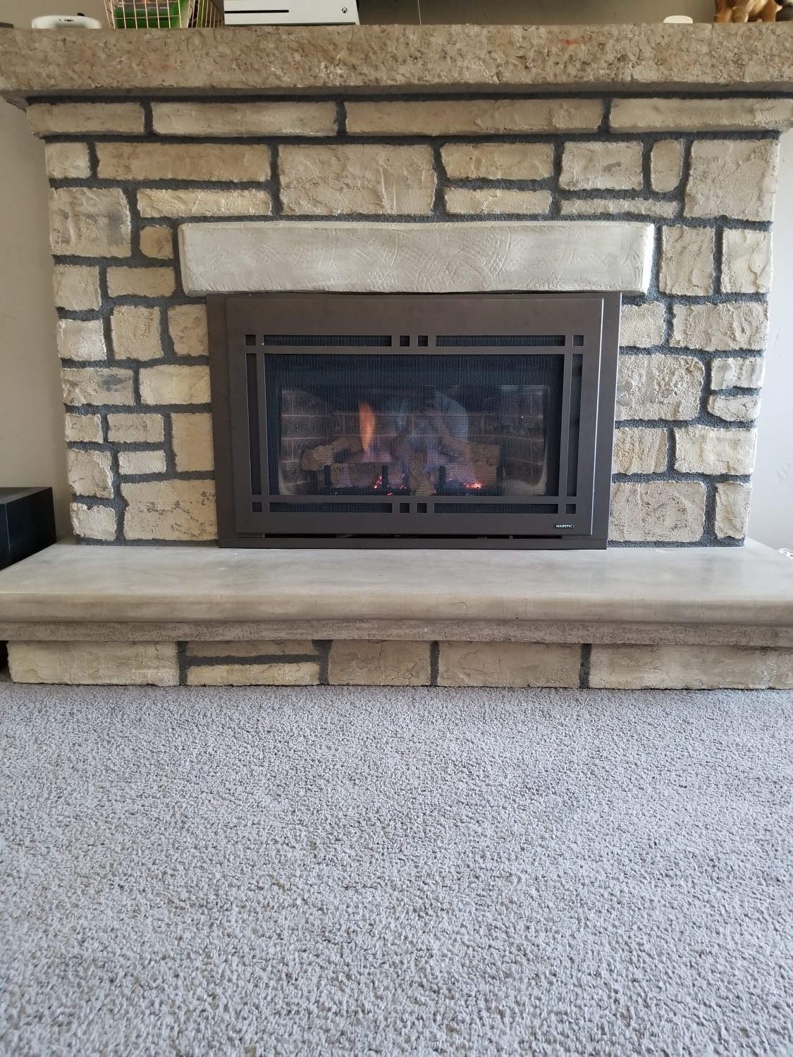 Majestic Fireplace Inserts