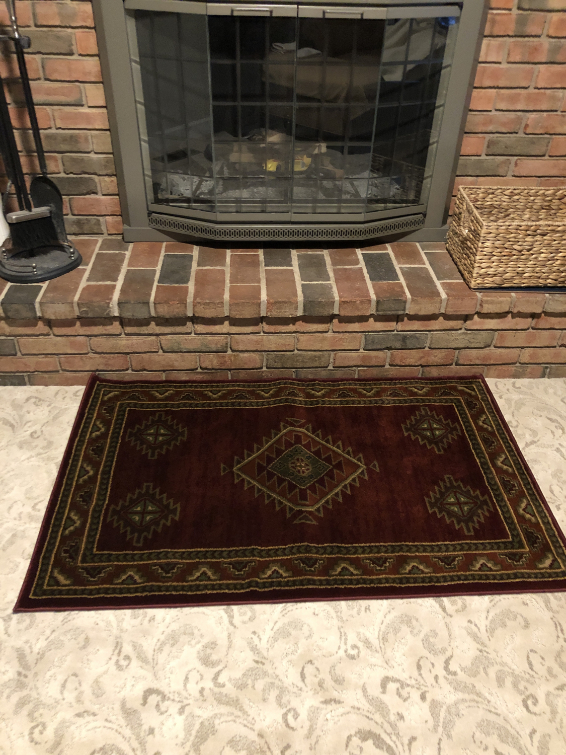 Goods of the Woods Hearth Rugs