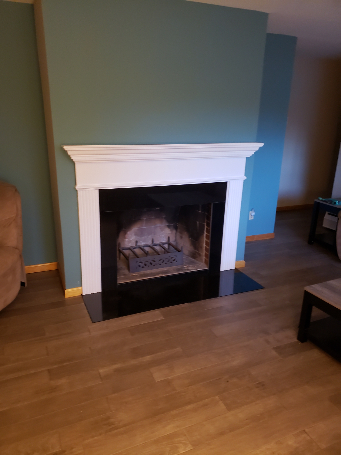 Full Fireplace Mantels